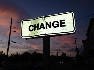 """Change Ain't Change Until You Change"" - Dr.Rock"