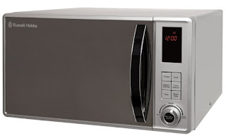 Special Price £47.99 Russell Hobbs RHM2362S Digital Microwave, 23 L,FREE UK Delivery