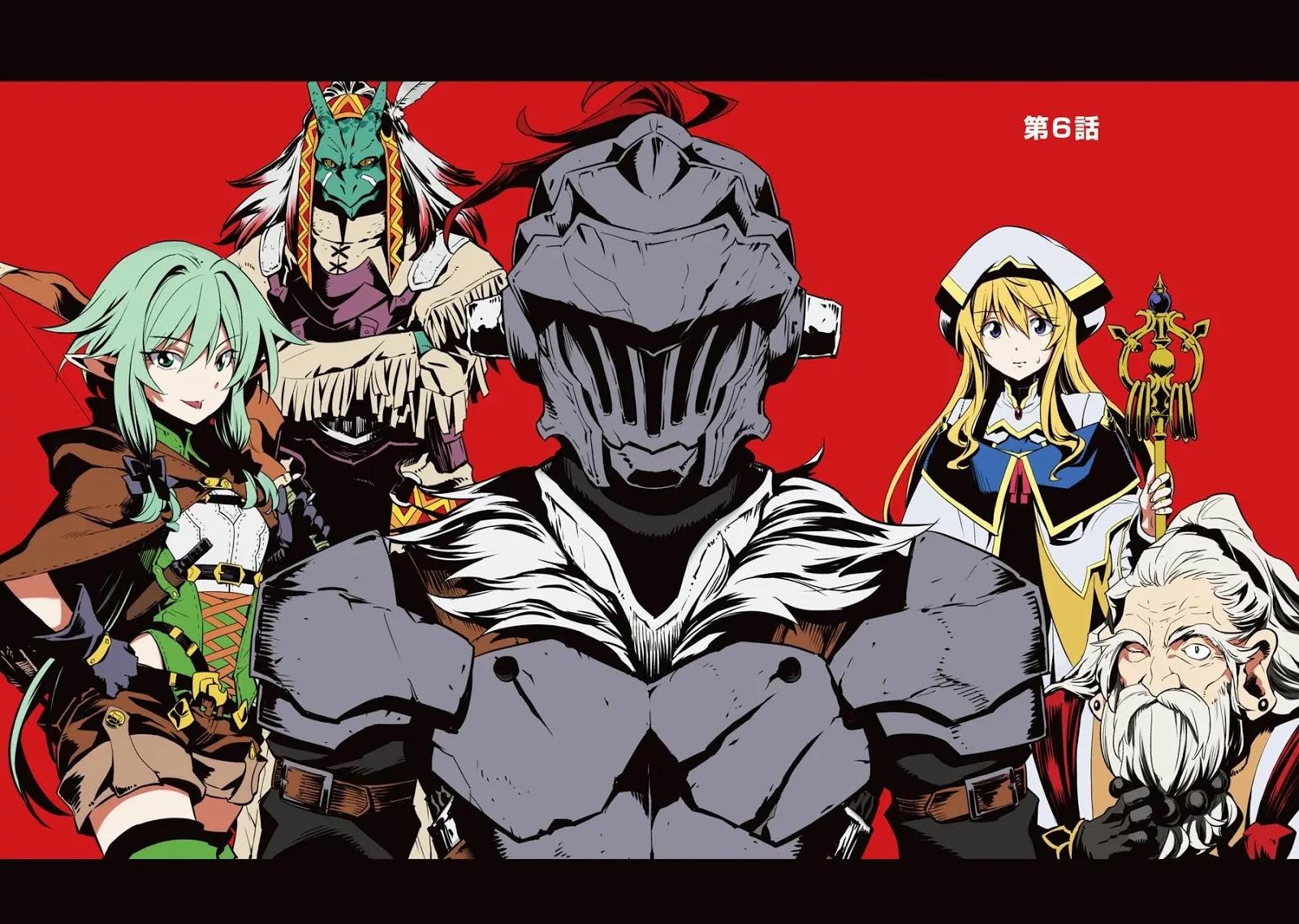 Dilansir dari situs web resmi mengungkapkan bahwa anime goblin slayer akan mendapatkan jumlah episode sampai 12 episode