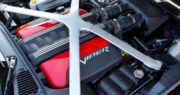 2019 Dodge Viper GTS Concept