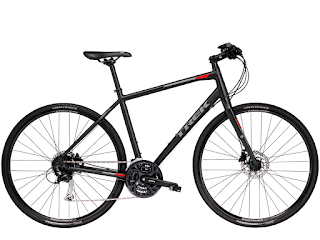 Stolen Bicycle - Trek FX 3 Disc