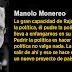 "Monereo: ""Pablo se va a quedar, no se va a ir, no van a ganar sus enemigos"""