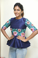 Eesha Looks super cute stunning in Denim Jeans and Top at Darsakudu movie Inerview ~  Exclusive 056.JPG