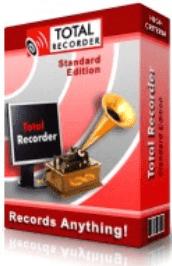 برنامج تسجيل الصوت الكمبيوتر Total Recorder