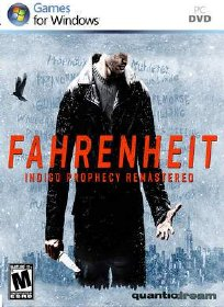 Fahrenheit Indigo Prophecy Remastered - Download Game PC Iso New Free