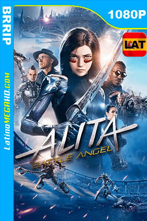 Battle Angel: La Última Guerrera (2019) Latino HD 1080P ()