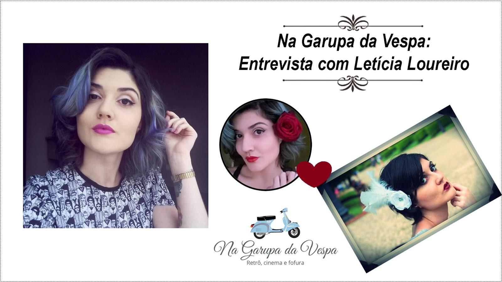 43b7d0f1f5fd2 Madame Vintage  Na Garupa da Vespa  Entrevista com Letícia Loureiro