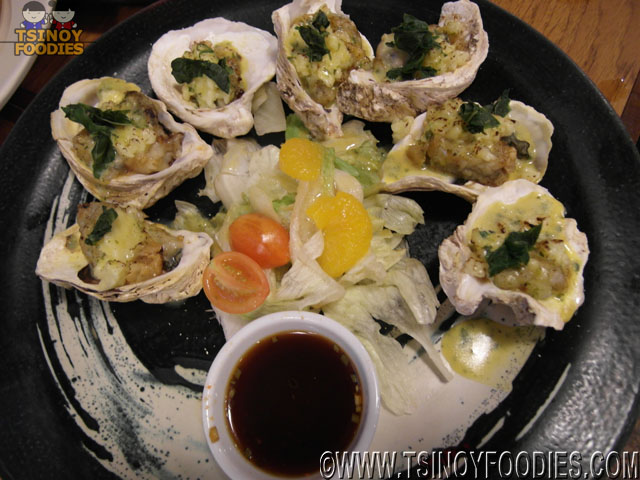 oyster overload