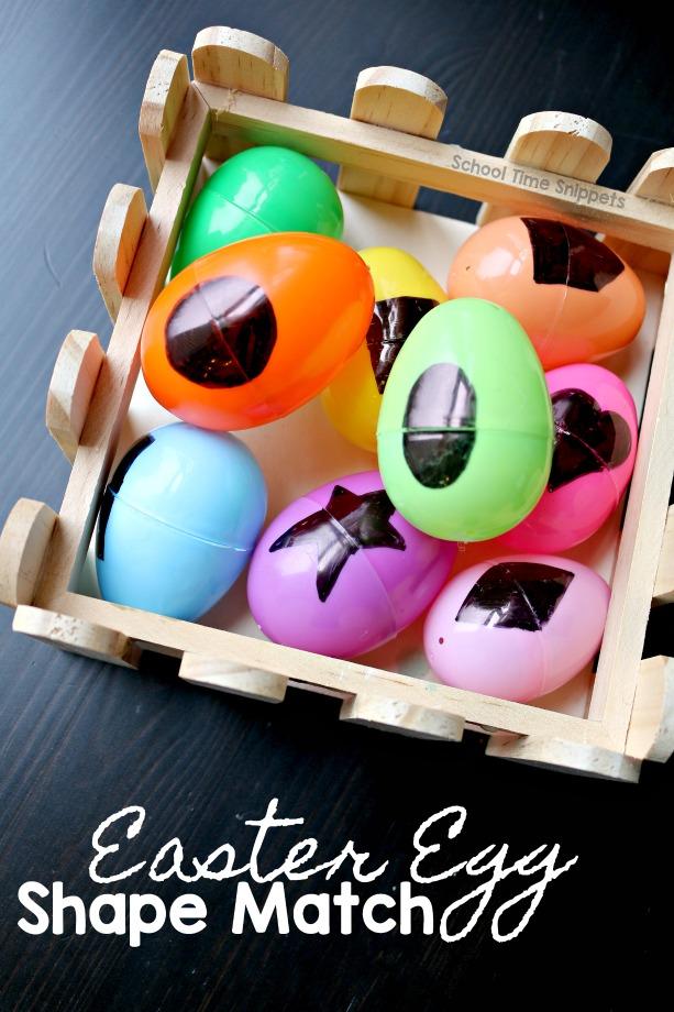 egg activity for preschoolers