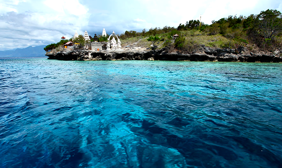 Pantai Pulau Menjangan Bali