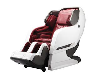 Đệm ghế massage toàn thân Luxurious 7D đa chức năng