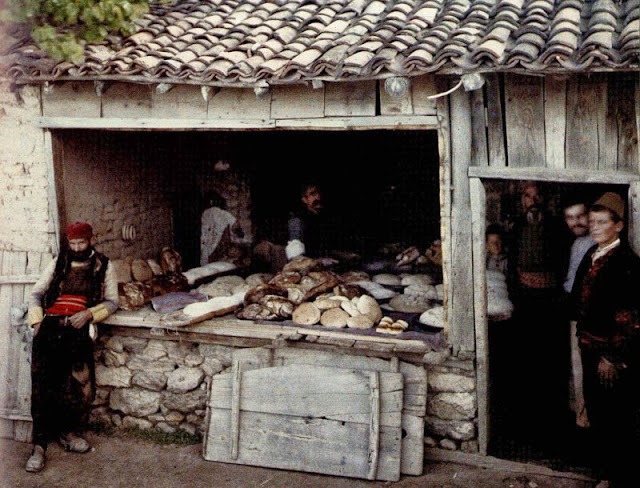 An oven at the exit of Struga., Macedonia in 1913