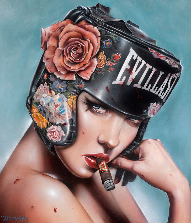 01-Undefeated-Brian-M-Viveros-Paintings-of-Femininity-in-the-Eye-of-the-Artist-www-designstack-co