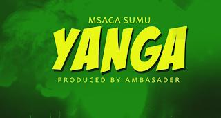 Audio Msaga Sumu - Yanga Mp3 Download