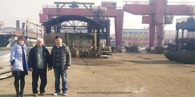Gas Storage Containers from Tai'an Strength were Exported to Malaysia