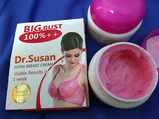 Cream payudara dr susan terbaru original