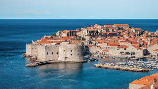 croatia city on the sea