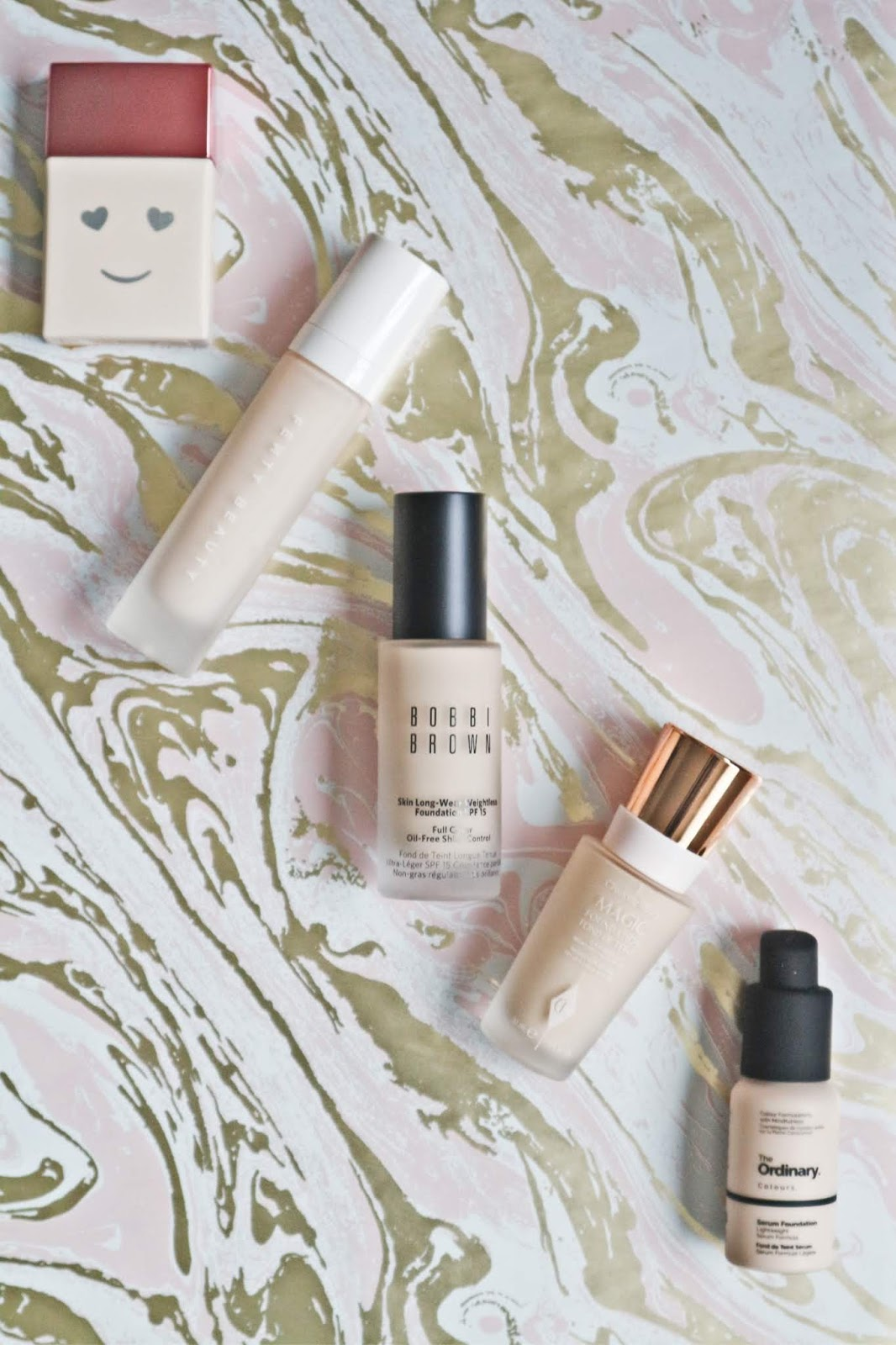 best drugstore foundation for pale skin