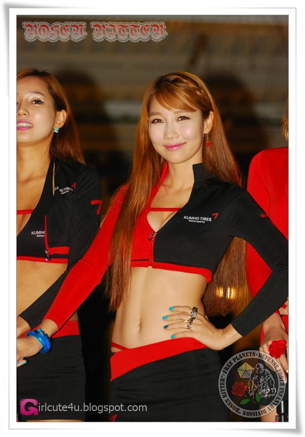 xxx nude girls: Go Jung Ah - Seoul Auto Salon 2012