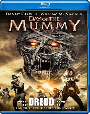 Day Of The Mummy 2014 Dual Audio BRRip 480p 300Mb