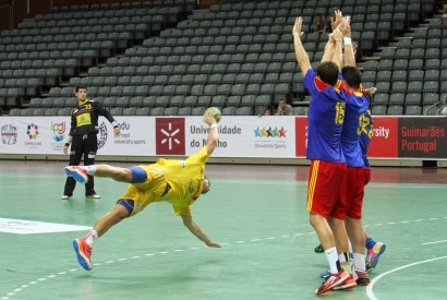 España - Rumania Mundial Universitario - Uso tecnología | Mundo Handball