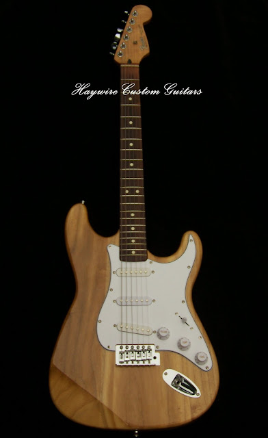 image feather light Haywire Guitar
