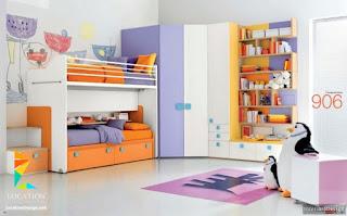 Modern Children's Rooms 68