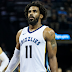 Mike Conley Thinks It'll Be An 'Awkward Year' For Memphis With So Many Changes Out West