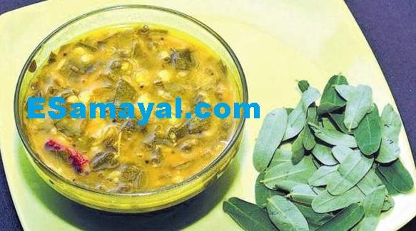 பருப்புக் கீரை செய்முறை | Paruppu Keerai Recipe !