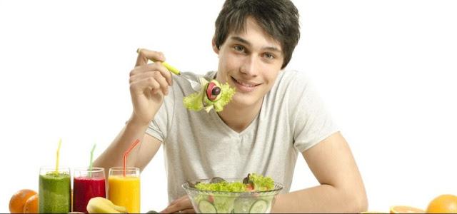 Makanan Alami Penambah Vitalitas Pria