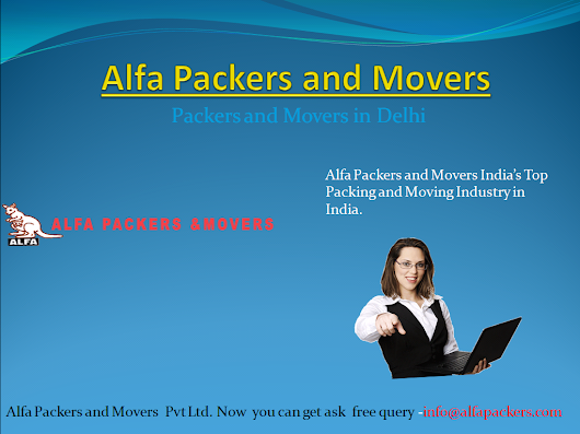 World of packers & movers in professional perfection at its best