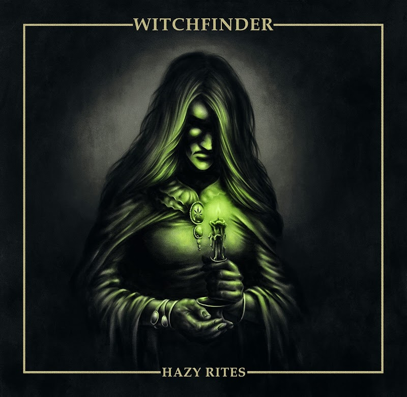Witchfinder - Hazy Rites | Review