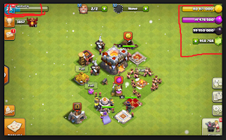 clash of clans private server