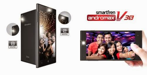 Harga Smartfren Andromax V3S Terbaru