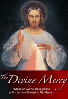DIVINE MERCY DAILY - Reflections from the Diary of Saint Maria Faustina Kowalska