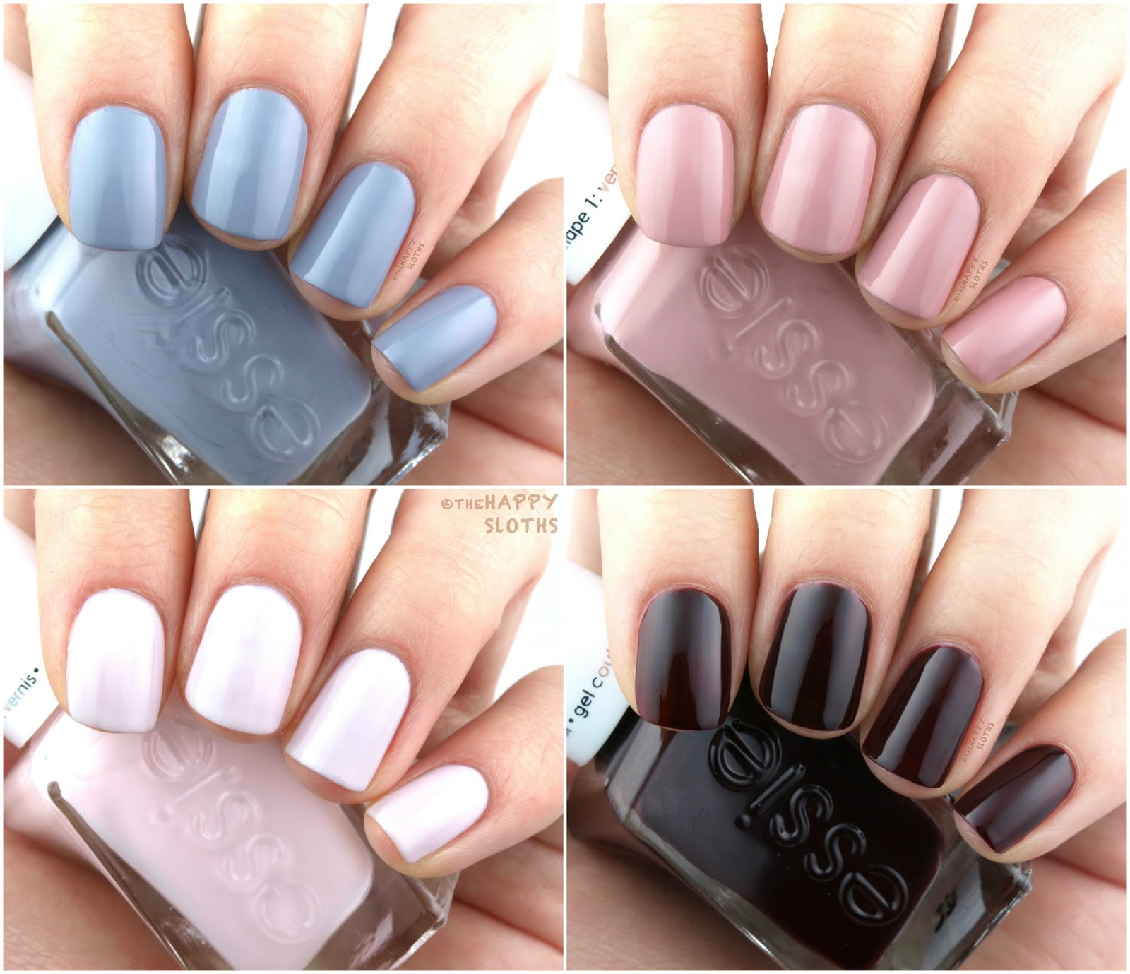 Essie Gel Couture | Spring 2018 Enchanted Collection: Review and Swatches