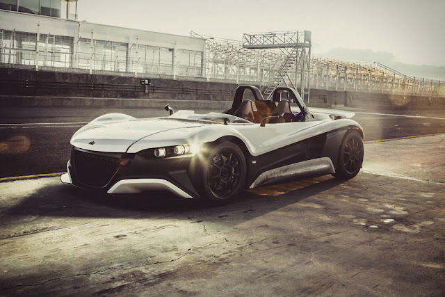 Art image of VUHL 05 sports car