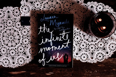 Review: The Infinite Moment Of Us by Lauren Myarcle