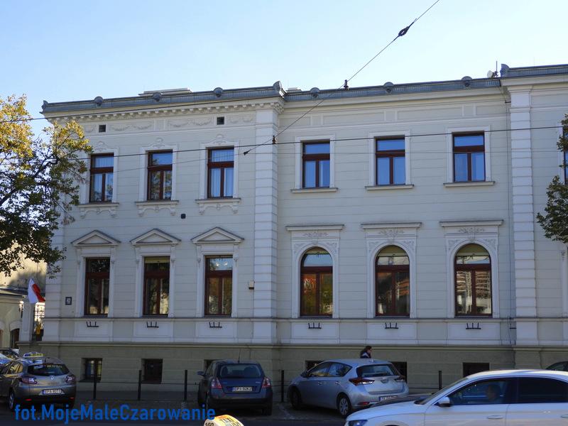 Pałace Kruschego I Kindlerów W Pabianicach Moje Małe