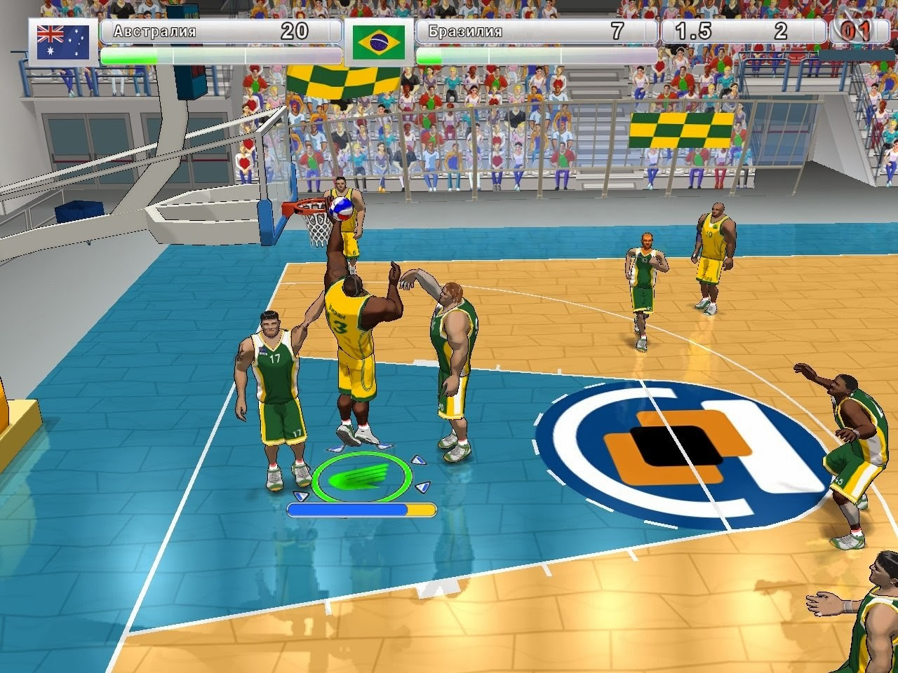 Download Games Incredi Basketball Full Crack Free