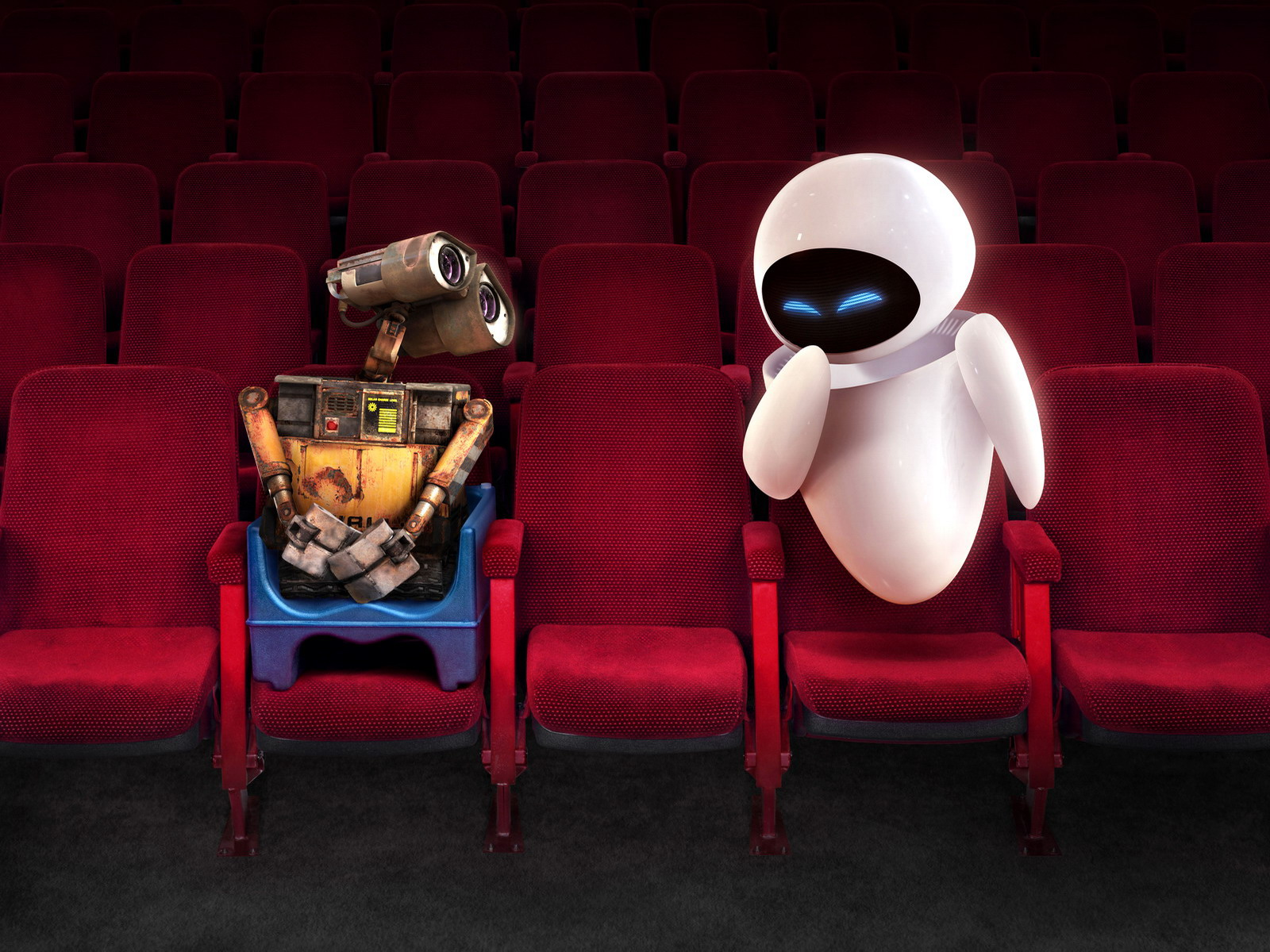 Wallpaper Collections: Wall-e HD Wallpapers