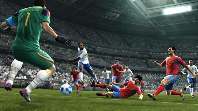 Pro Evolution Soccer 2012 (PES 12) PC Download Full Version Screenshot 2