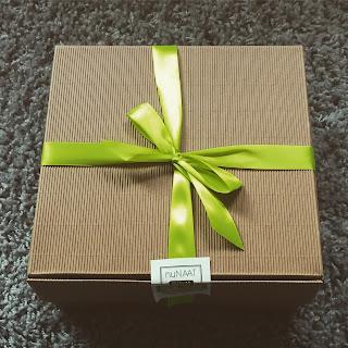 box of nunaat shampoo