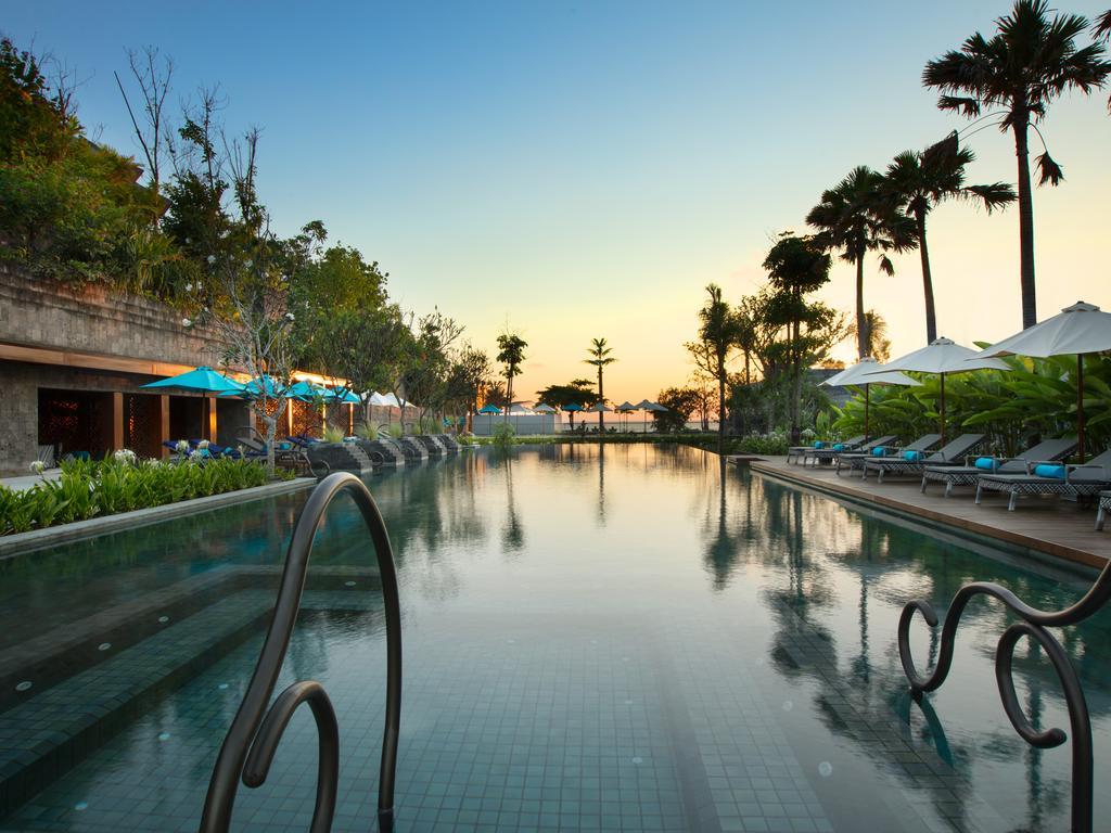 Hotel Indigo Bali Seminyak Beach Tourism Indonesia
