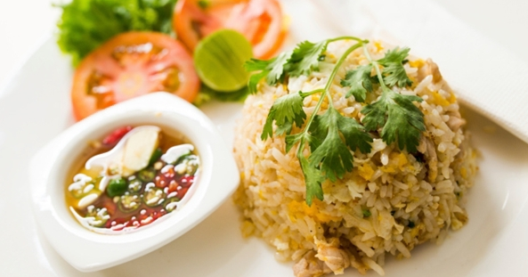 Resep Nasi Goreng Vegetarian Untuk Anak
