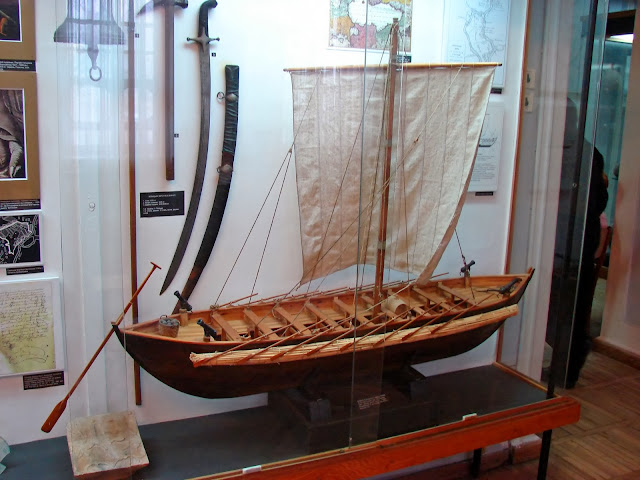 Казацкий корабль-чайка