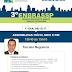 Tarcísio Negreiros, participará do ENBRASSP em Goiânia-GO
