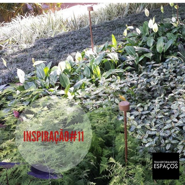 Inspiração # 11 - Jardim