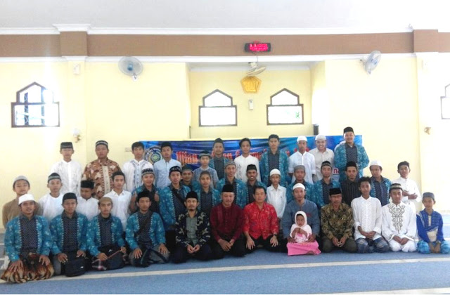 Ponpes Al-Fanani Unmuh Jember Adakan Ujian Tahfidzul Qur'an ke-2