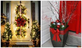 66 Ιδέες για τον Χριστουγεννιάτικο στολισμό της αυλής σου!